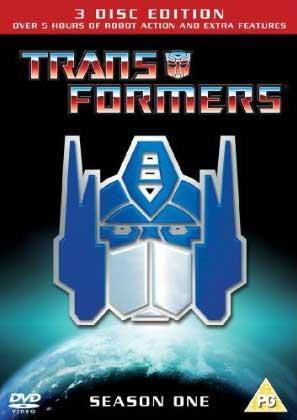 Transformers Series 1 Box Set