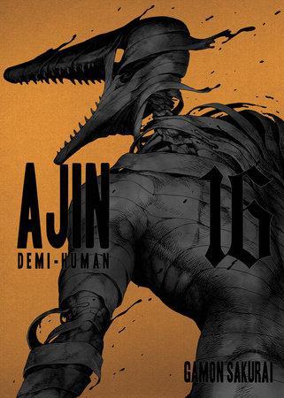 Ajin: Demi Human volume 16