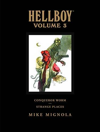 Hellboy Library Edition Vol 3