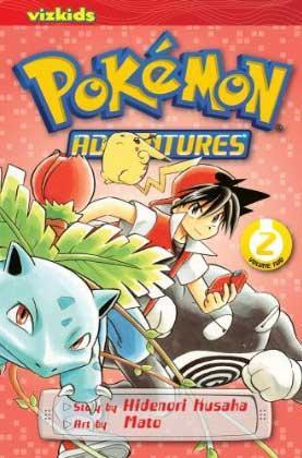 Pokemon Adventures Vol 2