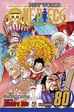 One Piece Vol 80