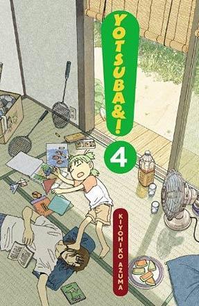 Yotsuba Vol 4