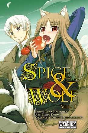 Spice & Wolf Vol 1