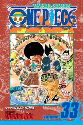 One Piece Vol 33