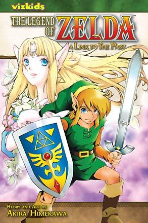 The Legend of Zelda Vol 9: A Link to the Past