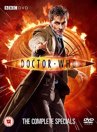 Doctor Who: The Complete Specials