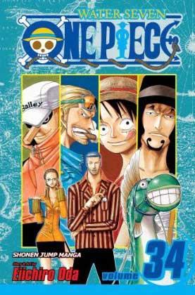 One Piece Vol 34