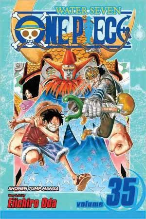 One Piece Vol 35