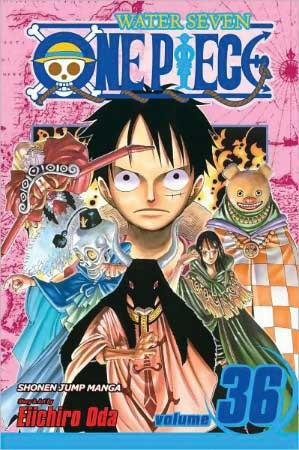 One Piece Vol 36