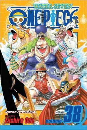 One Piece Vol 38