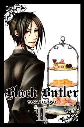 Black Butler Vol 2