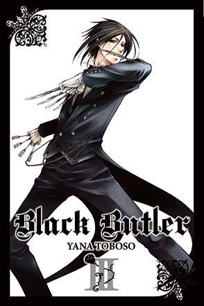 Black Butler Vol 3
