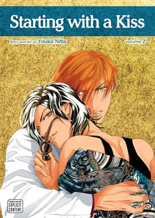 Starting with a Kiss Vol 2