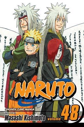 Naruto Vol 48