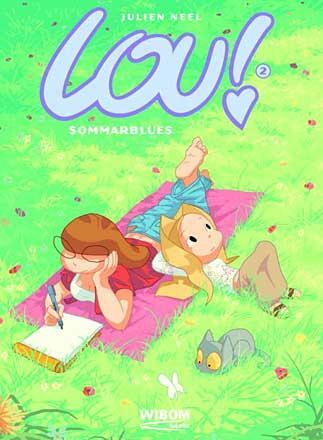 Lou 2 - Sommarblues