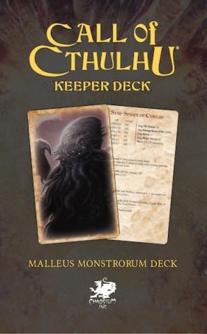 Keeper's Decks -The Malleus Monstrorum