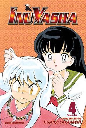 Inu-Yasha Big Edition Vol 4