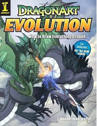Dragonart Evolution - How to Draw Everything Dragon