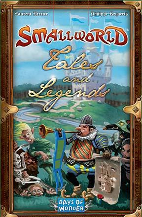Small World Expansion - Tales and Legends