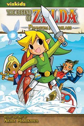 The Legend of Zelda Vol 10: Phantom Hourglass