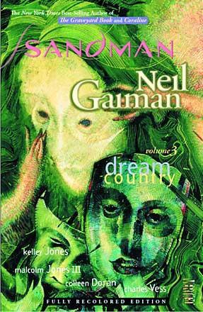 The Sandman Vol 3: Dream Country