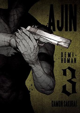 Ajin: Demi Human volume 3