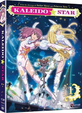 Kaleido Star Season 1