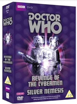 Revenge of the Cybermen & Silver Nemesis