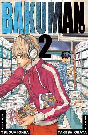 Bakuman Vol 2