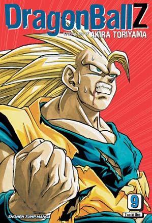 Dragonball Z Big Edition Vol 9