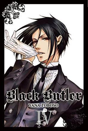 Black Butler Vol 4