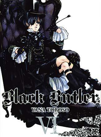 Black Butler Vol 6