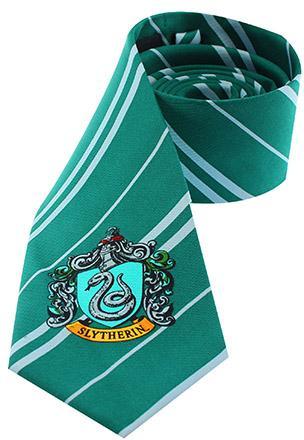 Harry Potter Tie Slytherin Crest