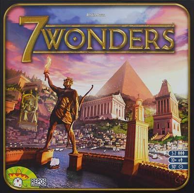 7 Wonders (Skandinavisk utgåva)