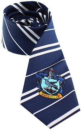 Harry Potter Tie Ravenclaw Crest