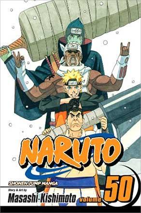 Naruto Vol 50