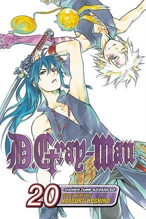 D.Gray-Man Vol 20