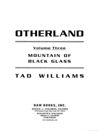 Otherland 3: Mountain of Black Glass
