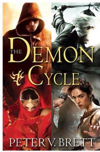 Demon Cycle 4-Book Bundle