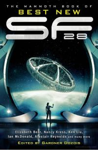 Mammoth Book of Best New SF 28