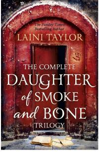 Complete Daughter of Smoke and Bone Trilogy