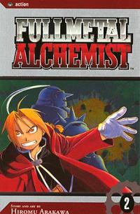 Fullmetal Alchemist Vol 2