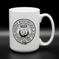 Mug: Miskatonic University (white)