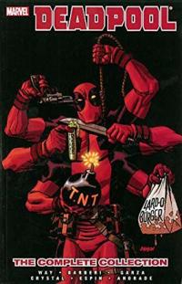 Deadpool By Daniel Way Complete Collection Vol 4