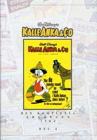 Kalle Anka & Co Den kompletta årgången 1966 del 4
