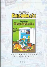 Kalle Anka & Co Den kompletta årgången 1966 del 6