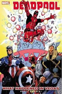 Deadpool Vol 5: What Happened in Vegas