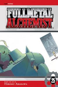 Fullmetal Alchemist Vol 25