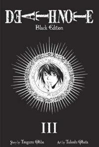 Death Note Black Edition Vol 3