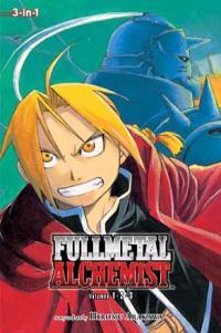 Fullmetal Alchemist 3-in-1 Vol 1